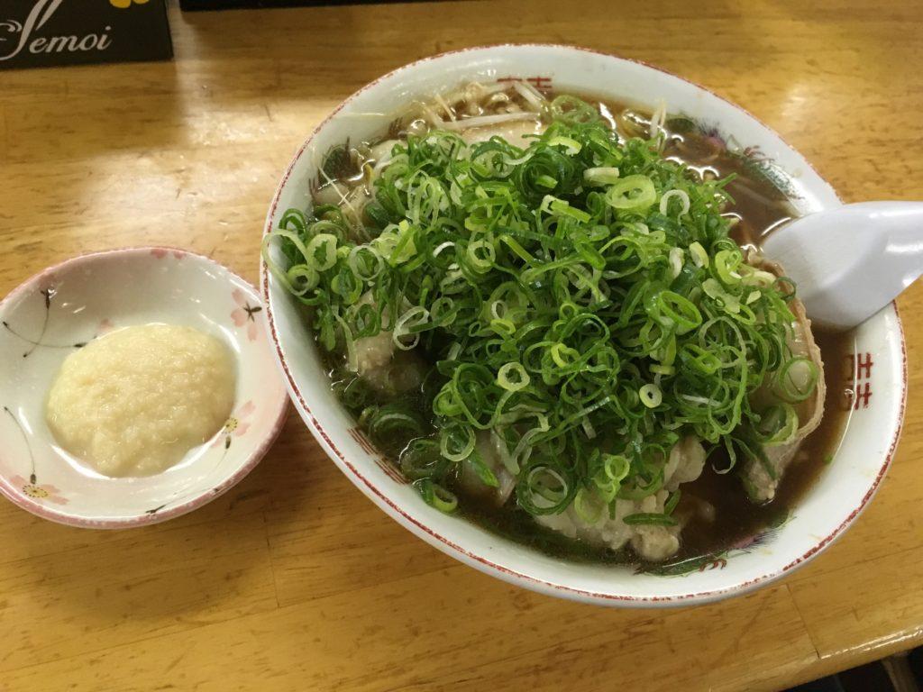 尾道ラーメン三公
