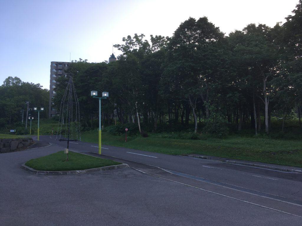 ホテル甘露の森