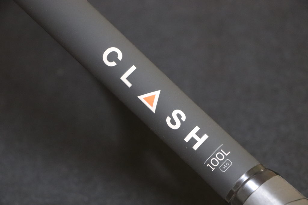 CLASH 100L インプレ