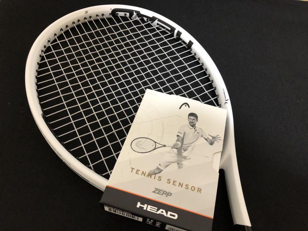 zepp テニスセンサーレビュー