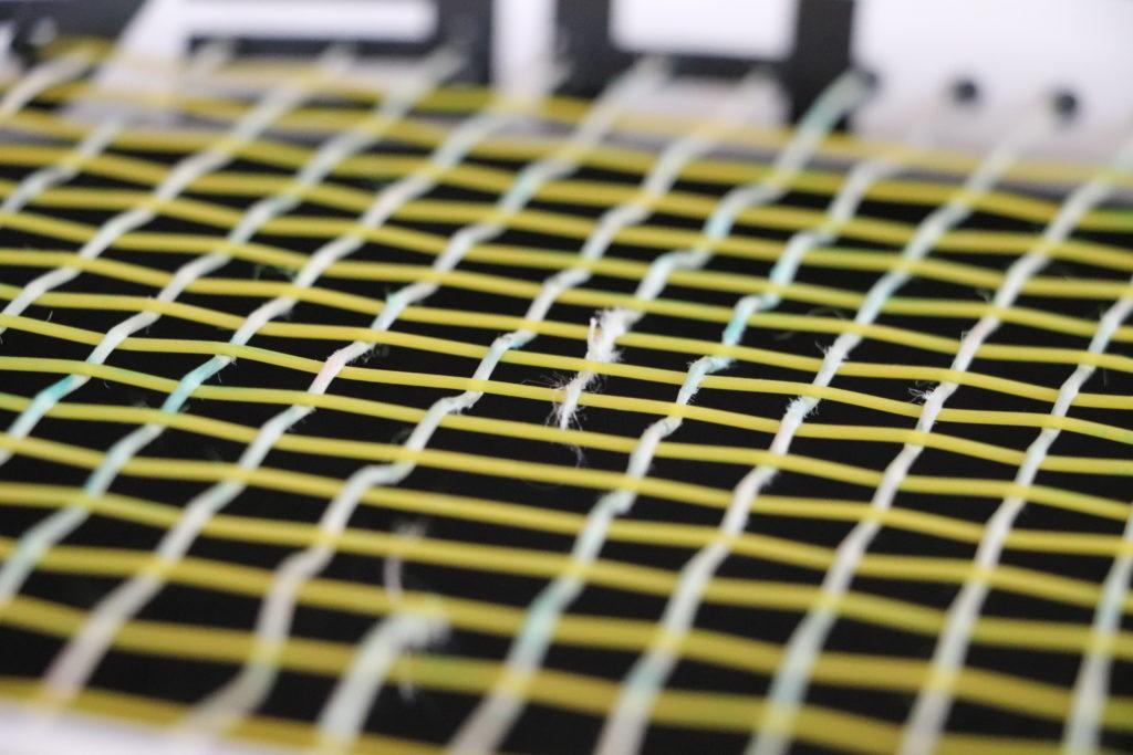 プロハリ・エクセル 耐久性とテンション維持性
