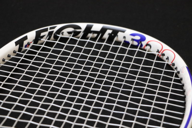 Tecnifibre T-FIGHT rs 300 インプレ