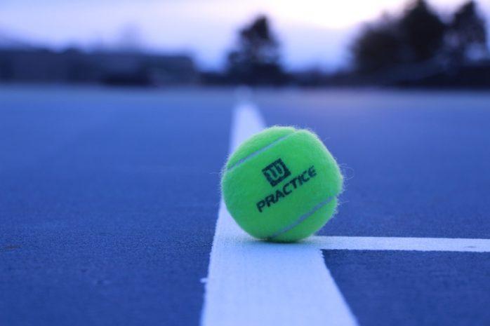 テニス高負荷練習