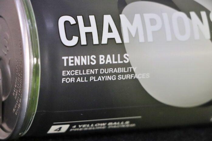 YONEX テニスボール チャンピオンシップ レビュー