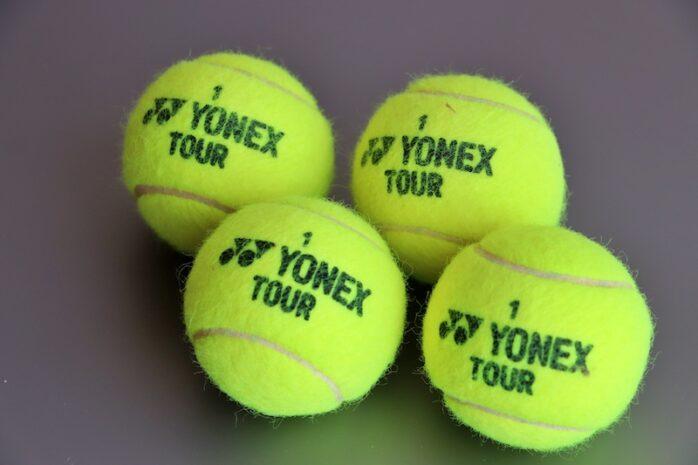 YONEX テニスボール ツアー レビュー