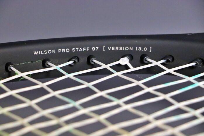 Wilson プロスタッフ97 V13 インプレ