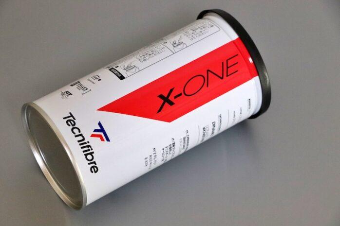 テクニファイバー X-ONE インプレ